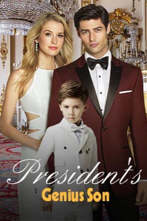 President's Genius Son