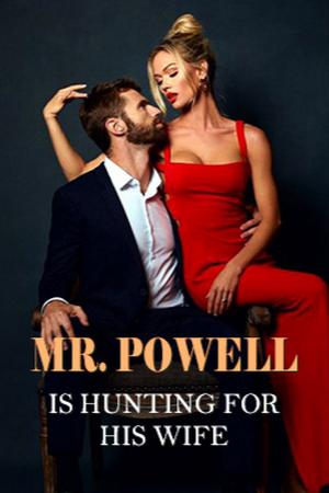 Mr. Powell Is Hunting for His Wife
